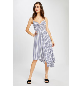 Gentle Fawn Gentle Fawn - Striped Midi Dress