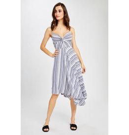 Gentle Fawn - Striped Midi Dress