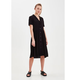 IDK - Midi Button Dress