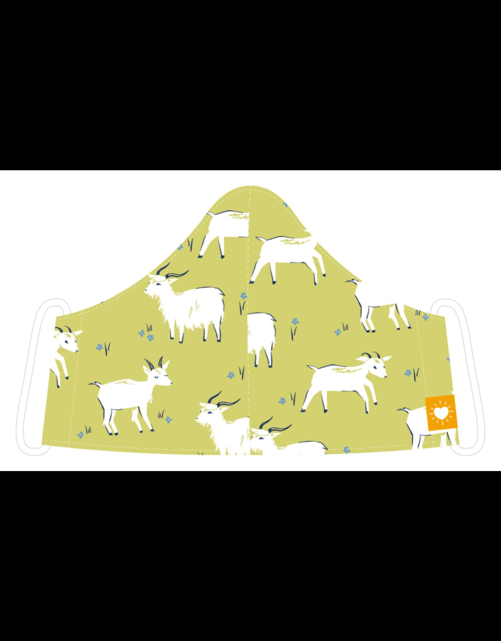 Danica DCA - Cloth Mask Goats