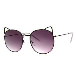 AJM - Cat Ear Frame Sunglasses
