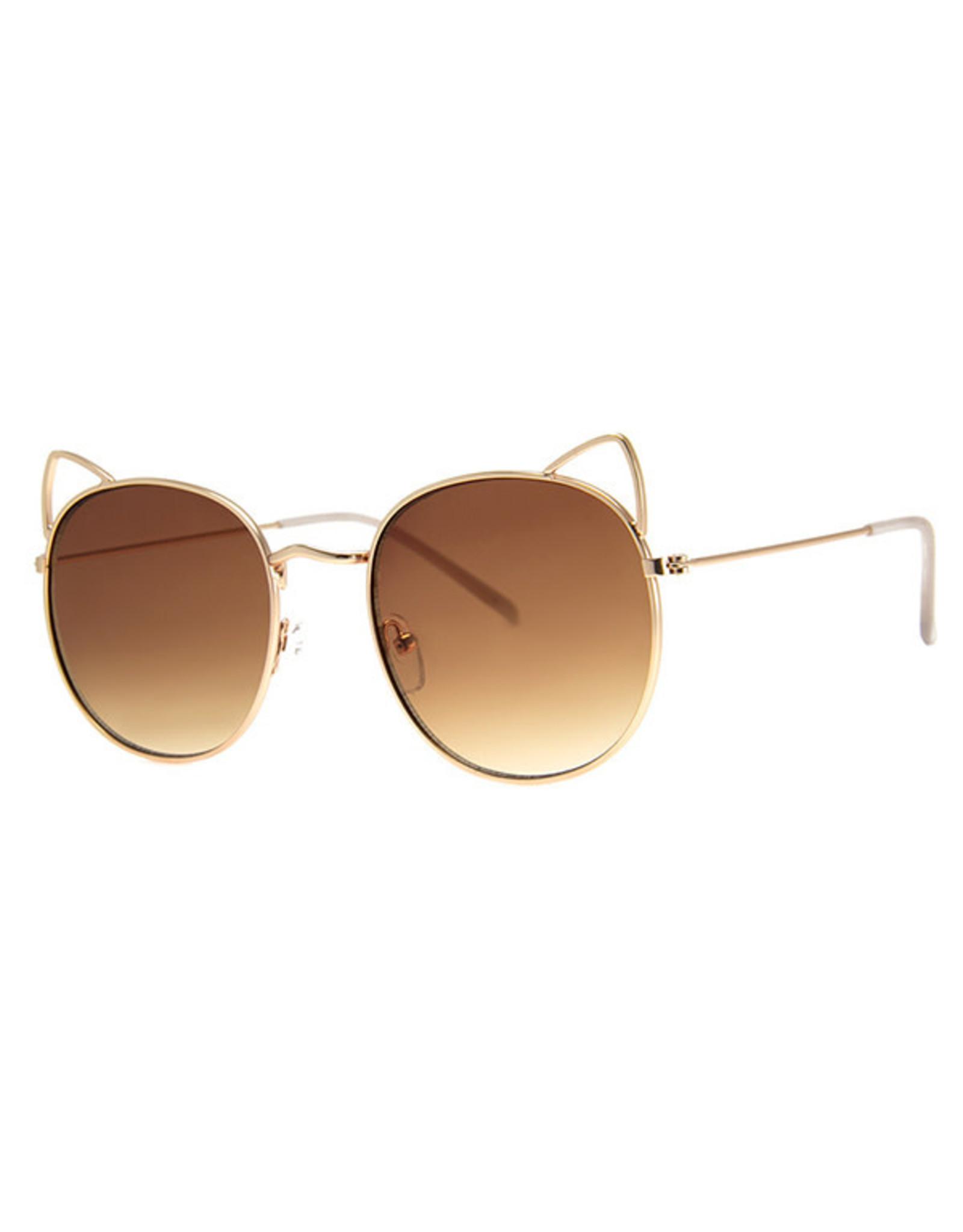 AJ Morgan AJM - Cat Ear Frame Sunglasses