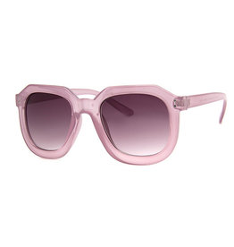 AJM - Square Rounded Frame Sunglasses