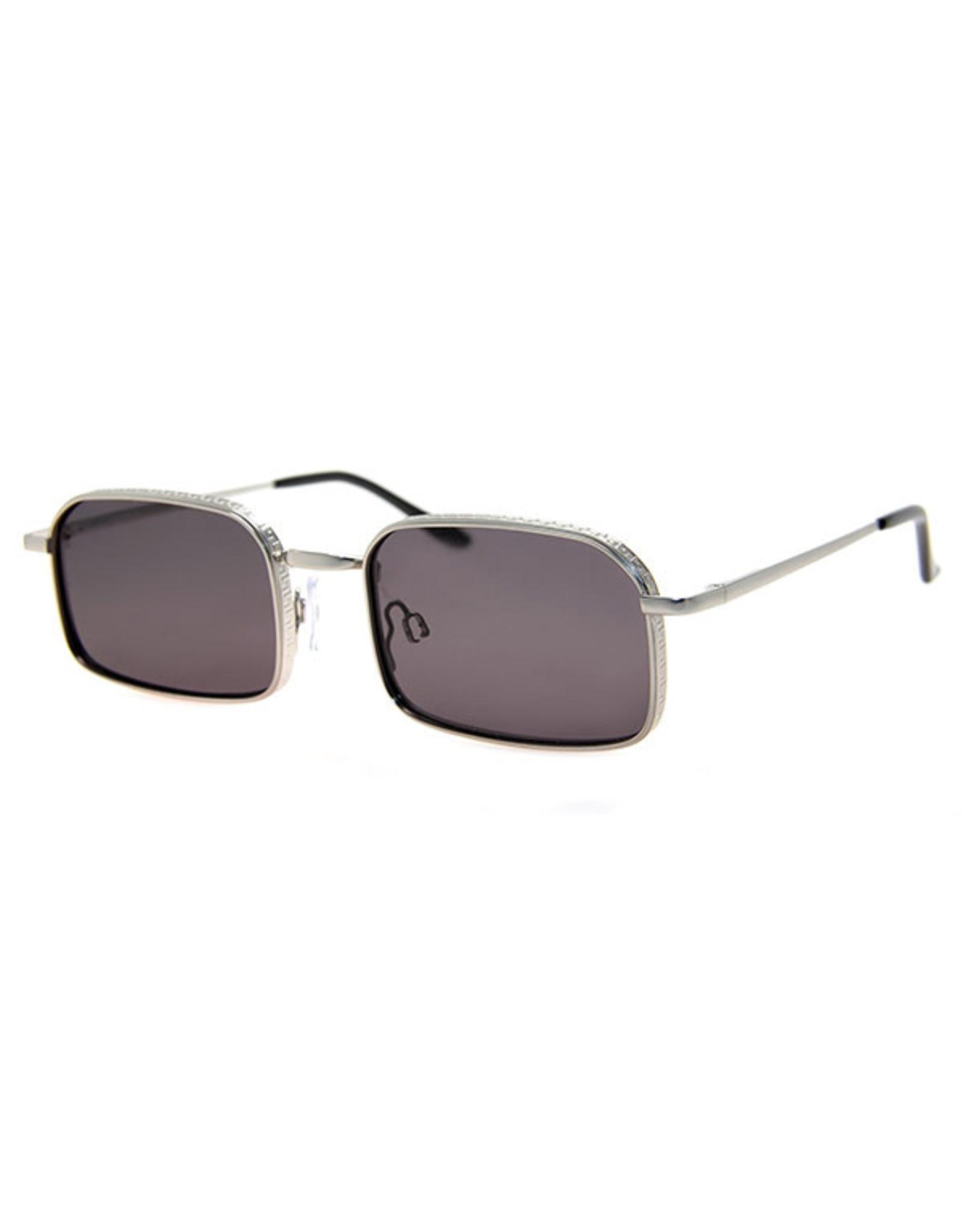 AJM - Rectangle Wire Frame Sunglasses