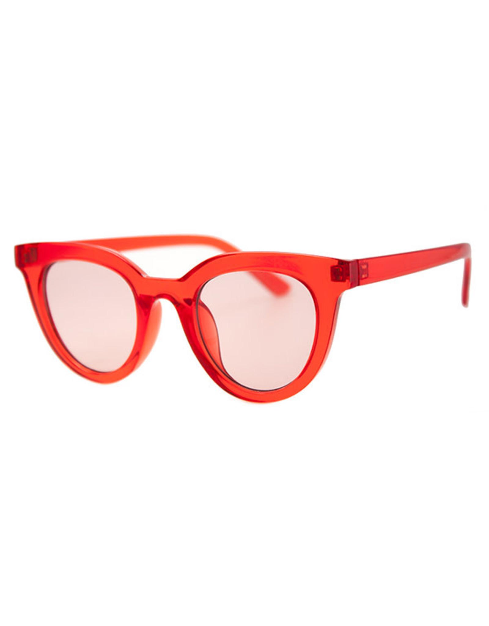 AJM - Small Cat-Eye Frame Sunglasses