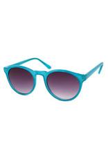 AJ Morgan AJM - Round Two-Tone Frame Sunglasses