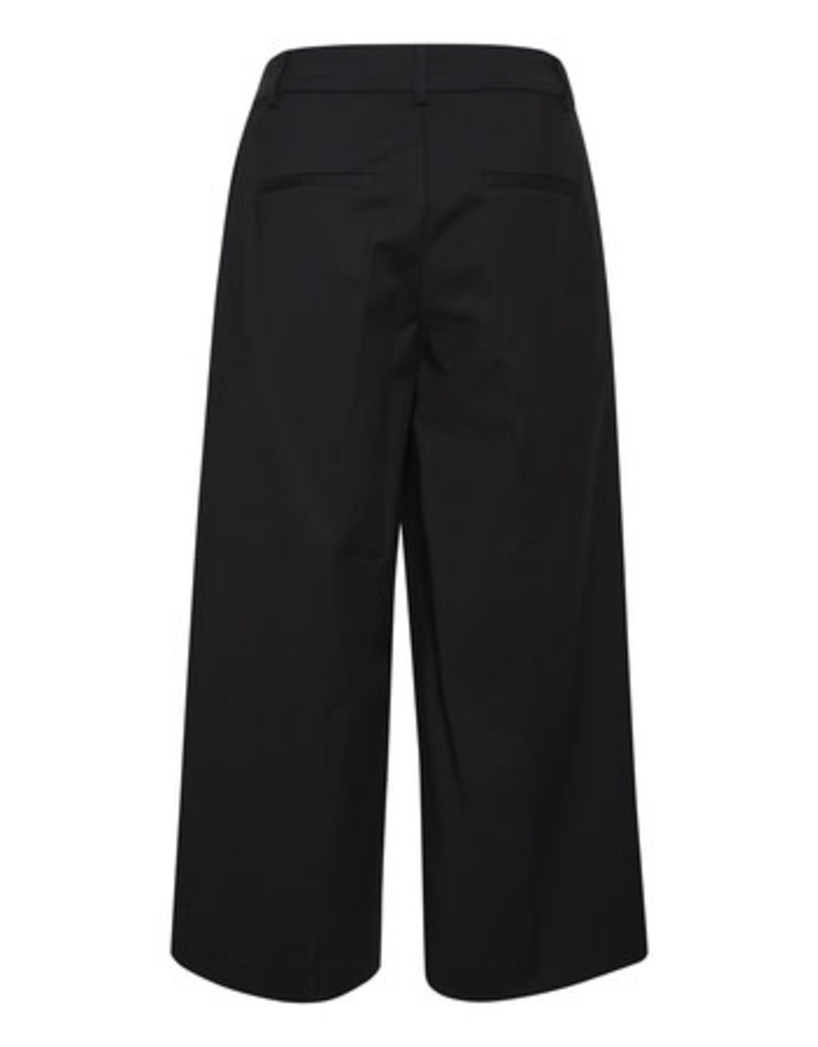 ICHI - Cropped Wide Leg Pant