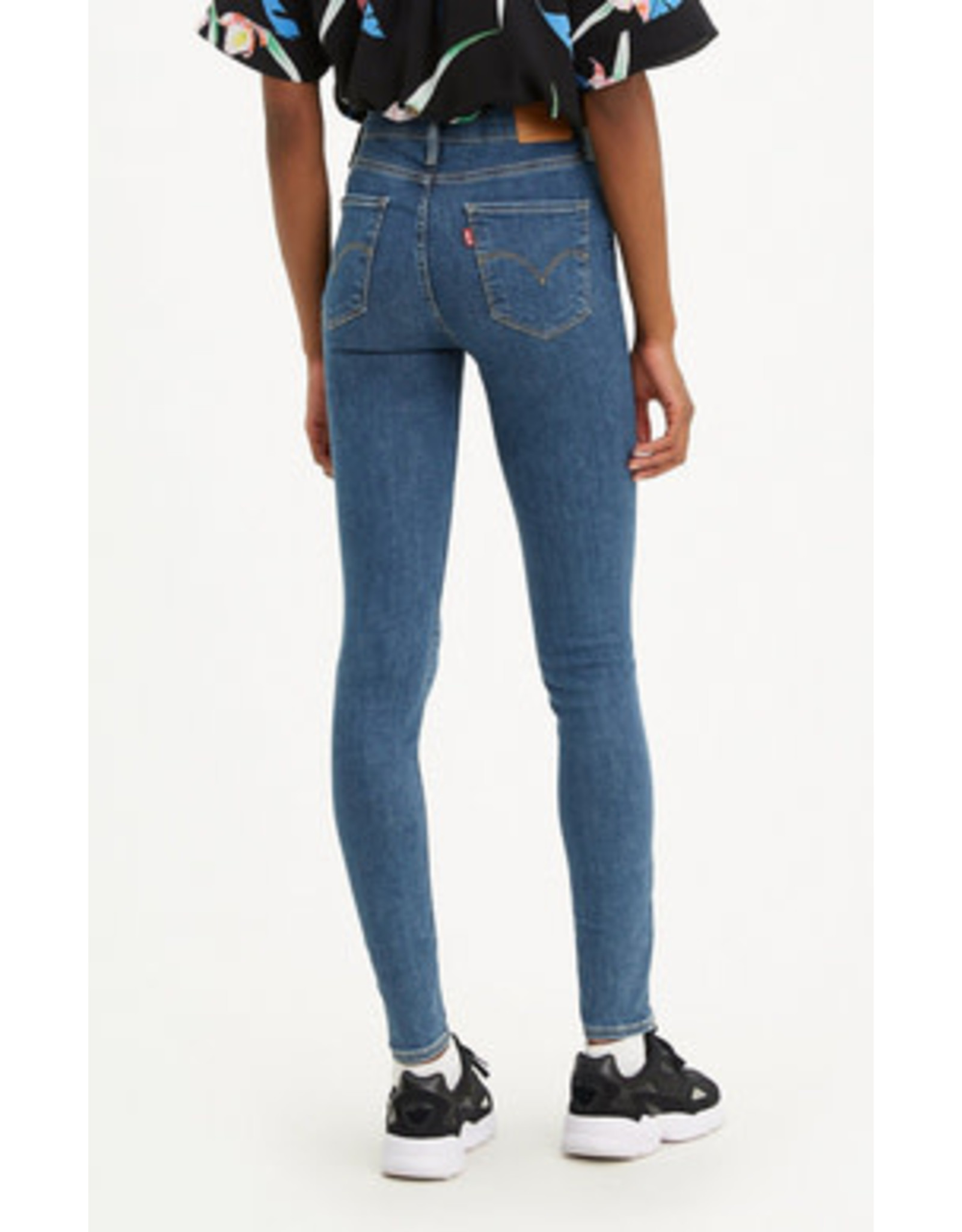 Levi's - 720 High-Rise Super Skinny