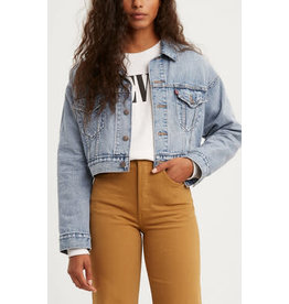 Levi's - Crop Dad Trucker