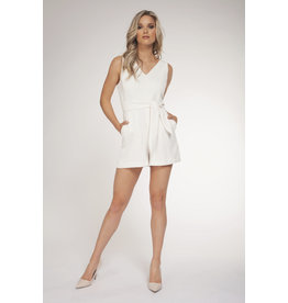 BPE - Sleeveless Mini Romper