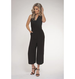 Dex Black Tape Black Tape - Cropped Jumpsuit