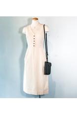 No Less Than No Less Than - Sleeveless Pocket Dress