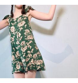 Bonanza - Floral Print Dress