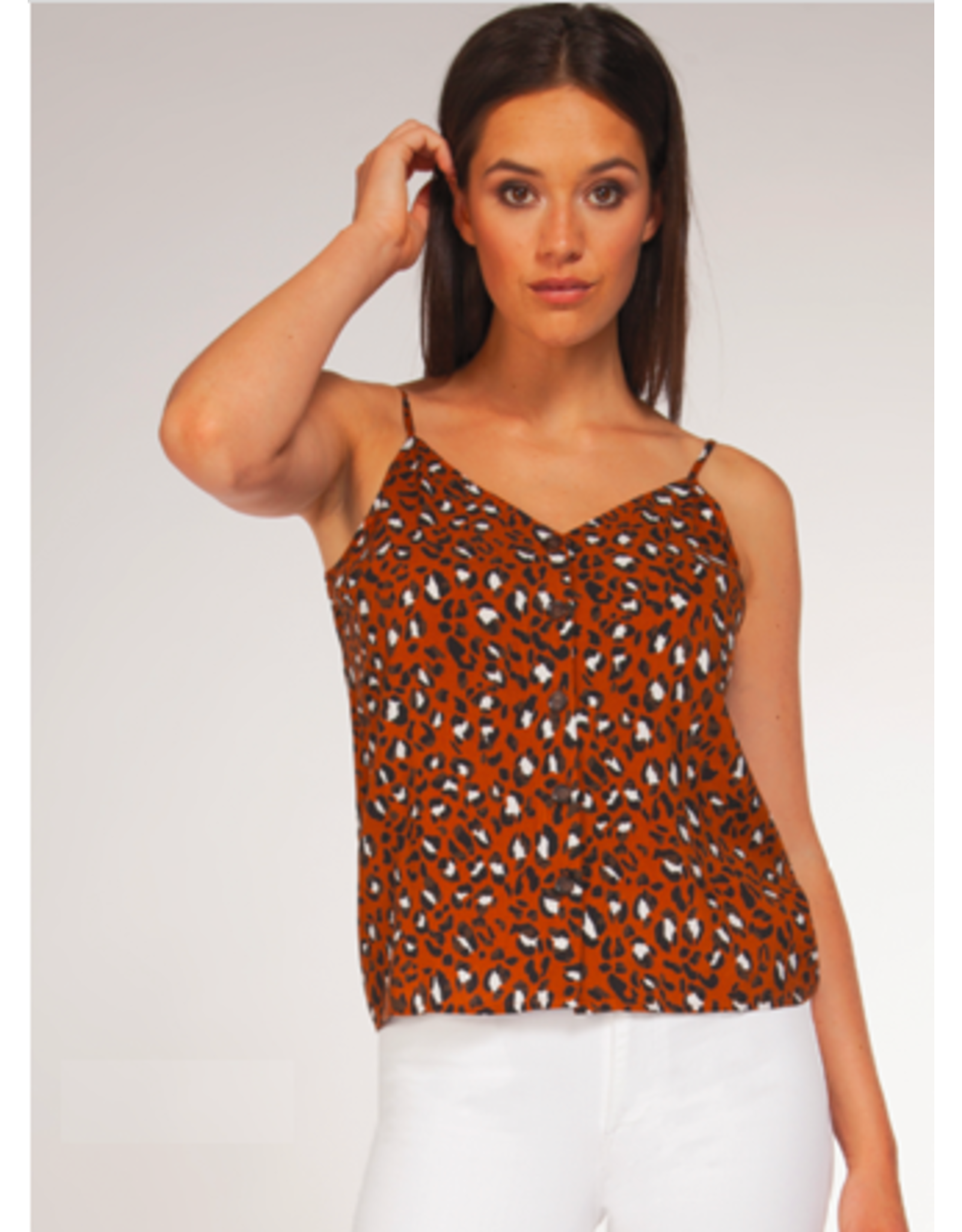 BPE - Leopard Print Camisole