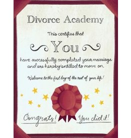 Meaghan Smith - Divorce Academy Card