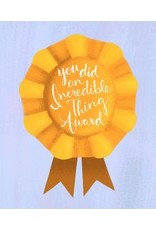 Meaghan Smith Meaghan Smith - You Did An Incredible Thing Award Card