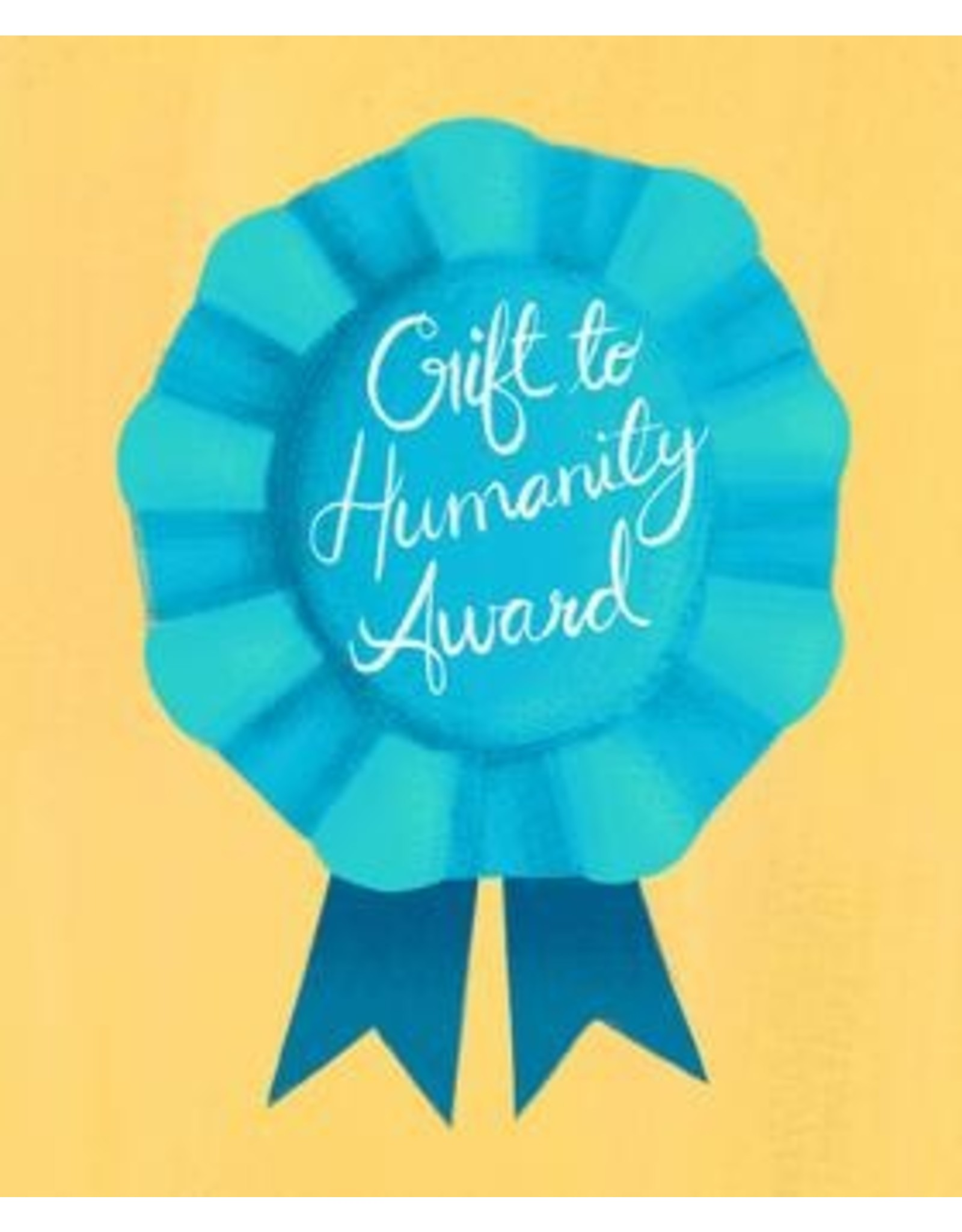Meaghan Smith - Gift To Humanity Award Card