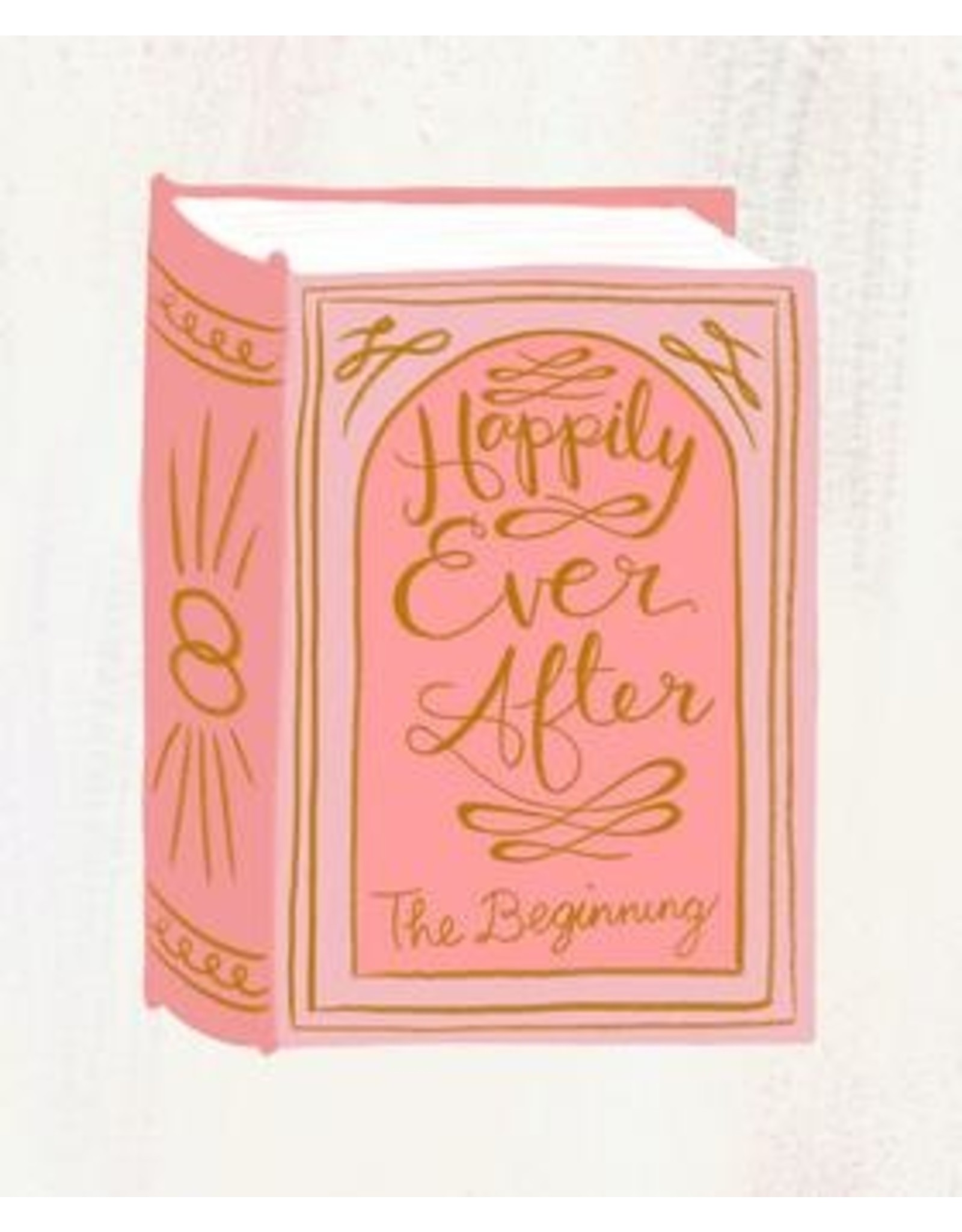 Meaghan Smith - Happily Ever After (The Beginning) Card