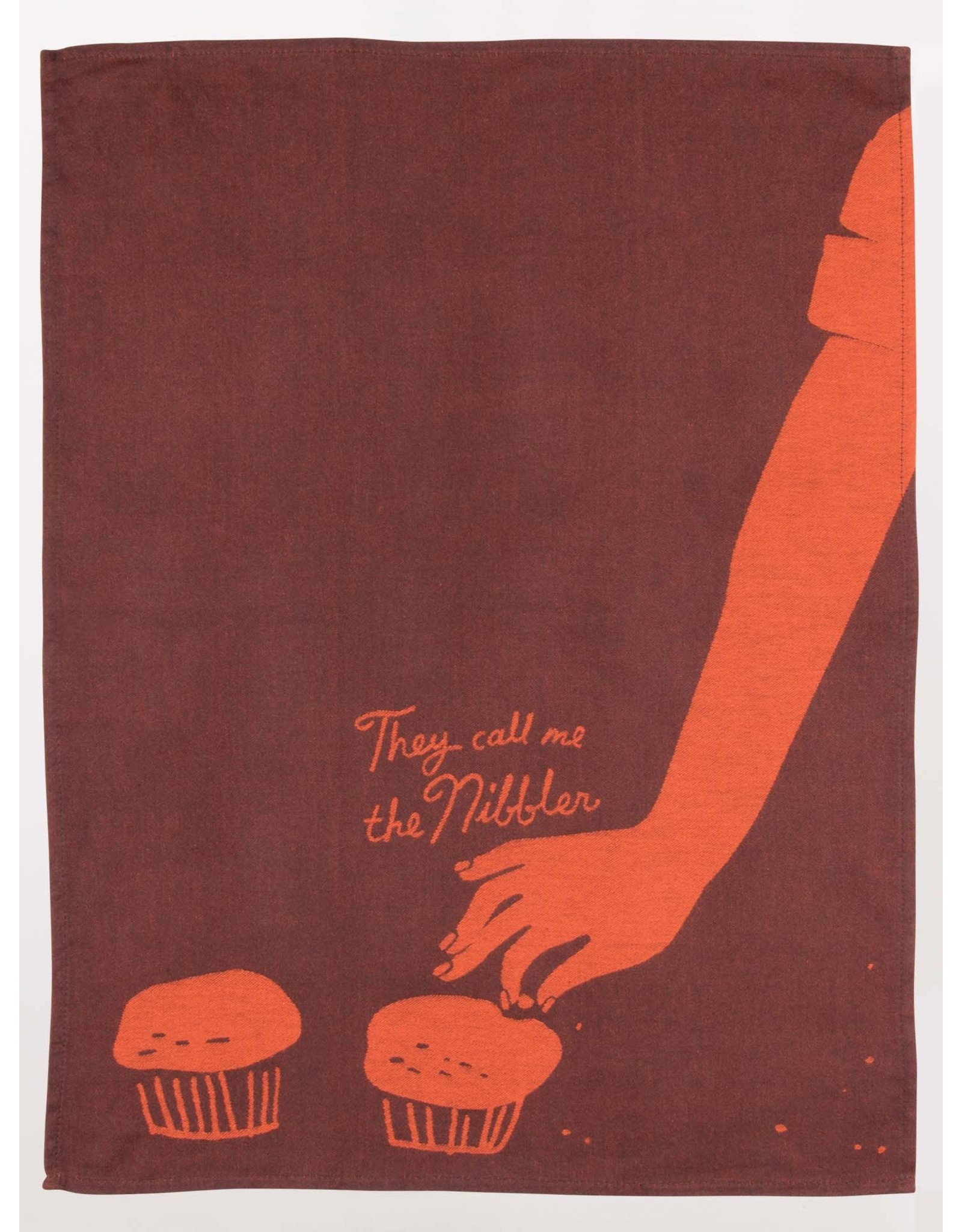 Blue Q Blue Q - Dish Towel/Call Me The Nibbler