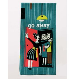 Blue Q - Dish Towel/Go Away