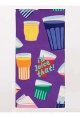 Blue Q Blue Q - Dish Towel/I'd Juice That