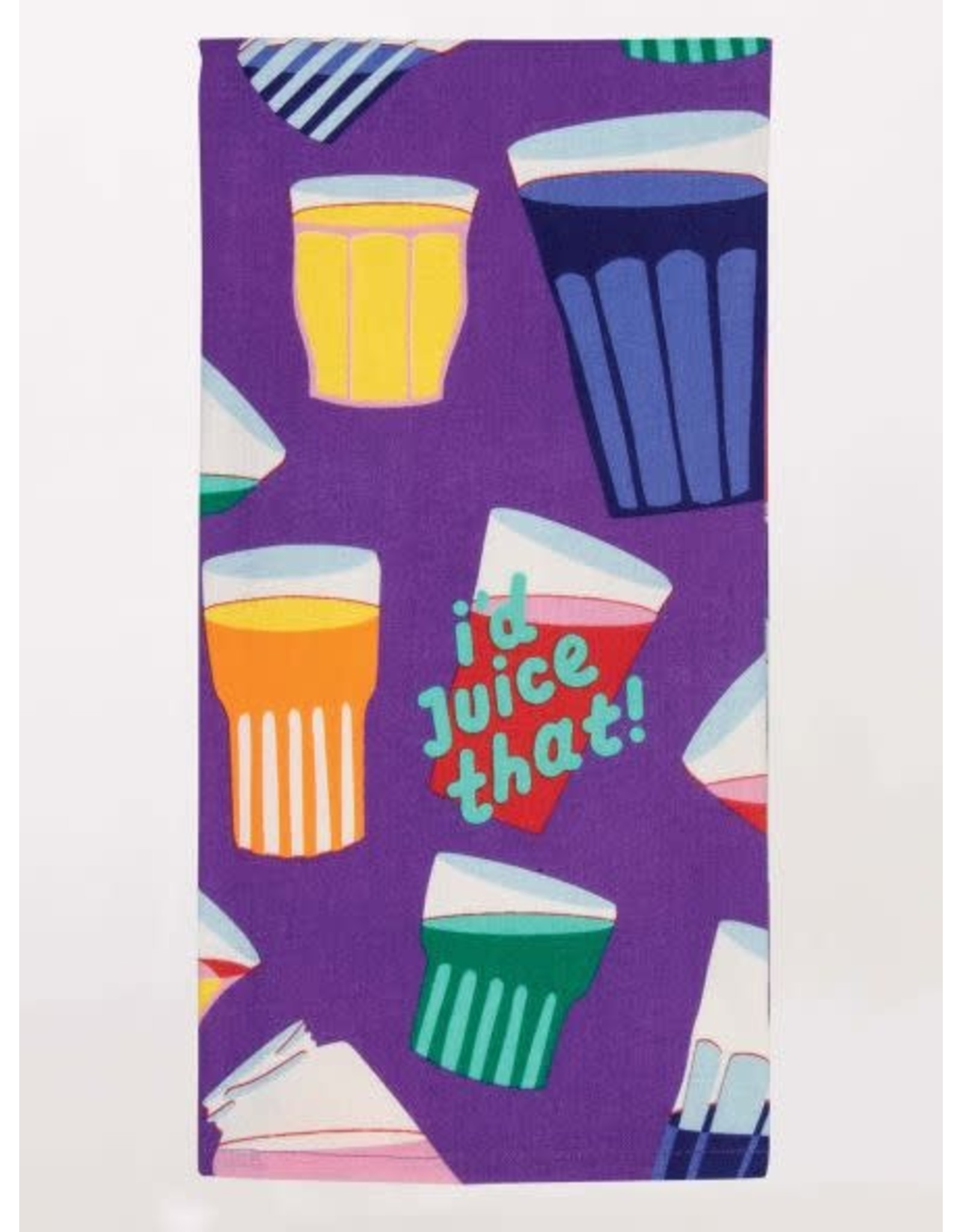 Blue Q - Dish Towel/I'd Juice That