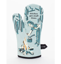 Blue Q - Oven Mitt/Bitches Get Stuff Done