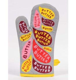 Blue Q Blue Q - Oven Mitt/Butter Butter Butter