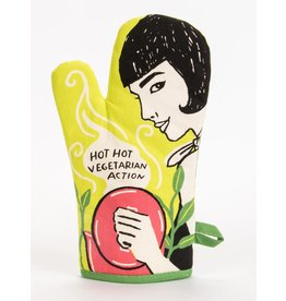 Blue Q - Oven Mitt/Hot Hot Vegetarian
