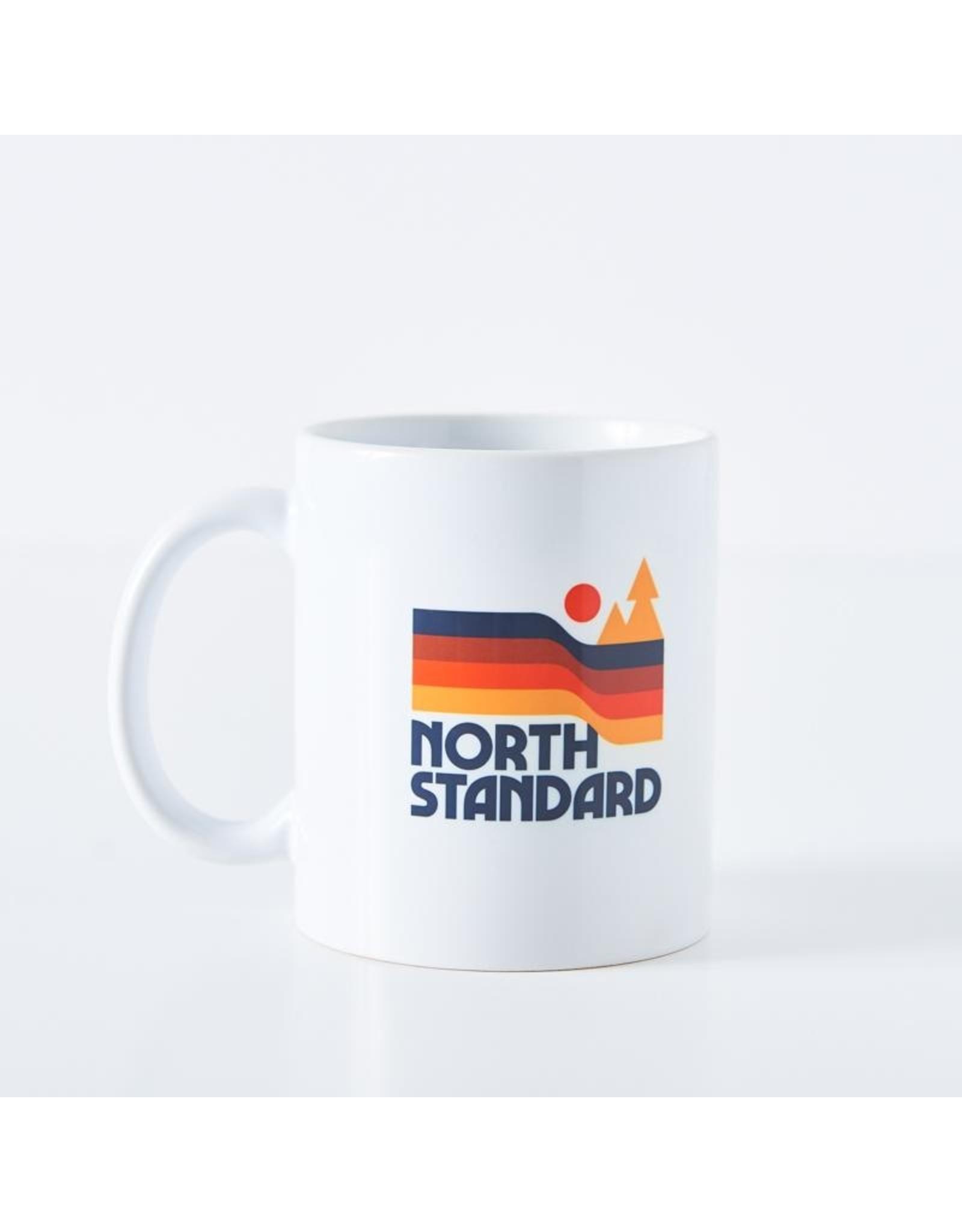 North Standard - Mug Waves