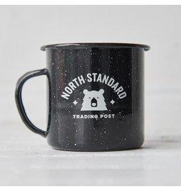 North Standard North Standard - Varsity Enamel Mug Blk