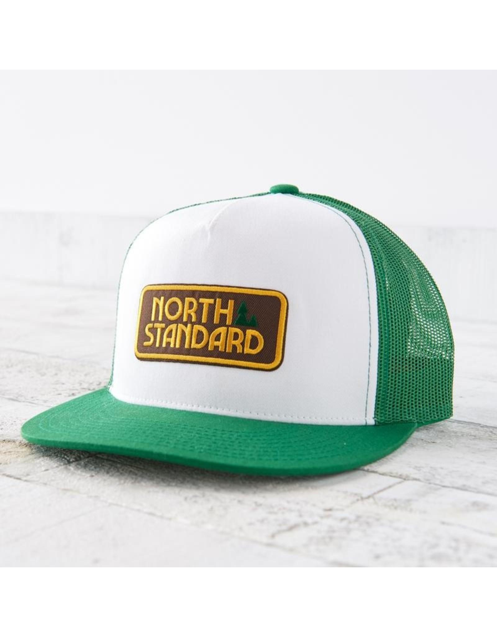 North Standard North Standard - Hat Kelly/Wh w Brown Woodlands