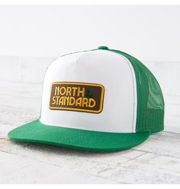 North Standard - Hat Kelly/Wh w Brown Woodlands
