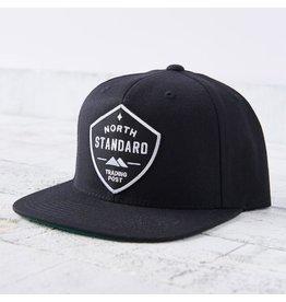 North Standard North Standard - Snapback Bk w B/W Shield