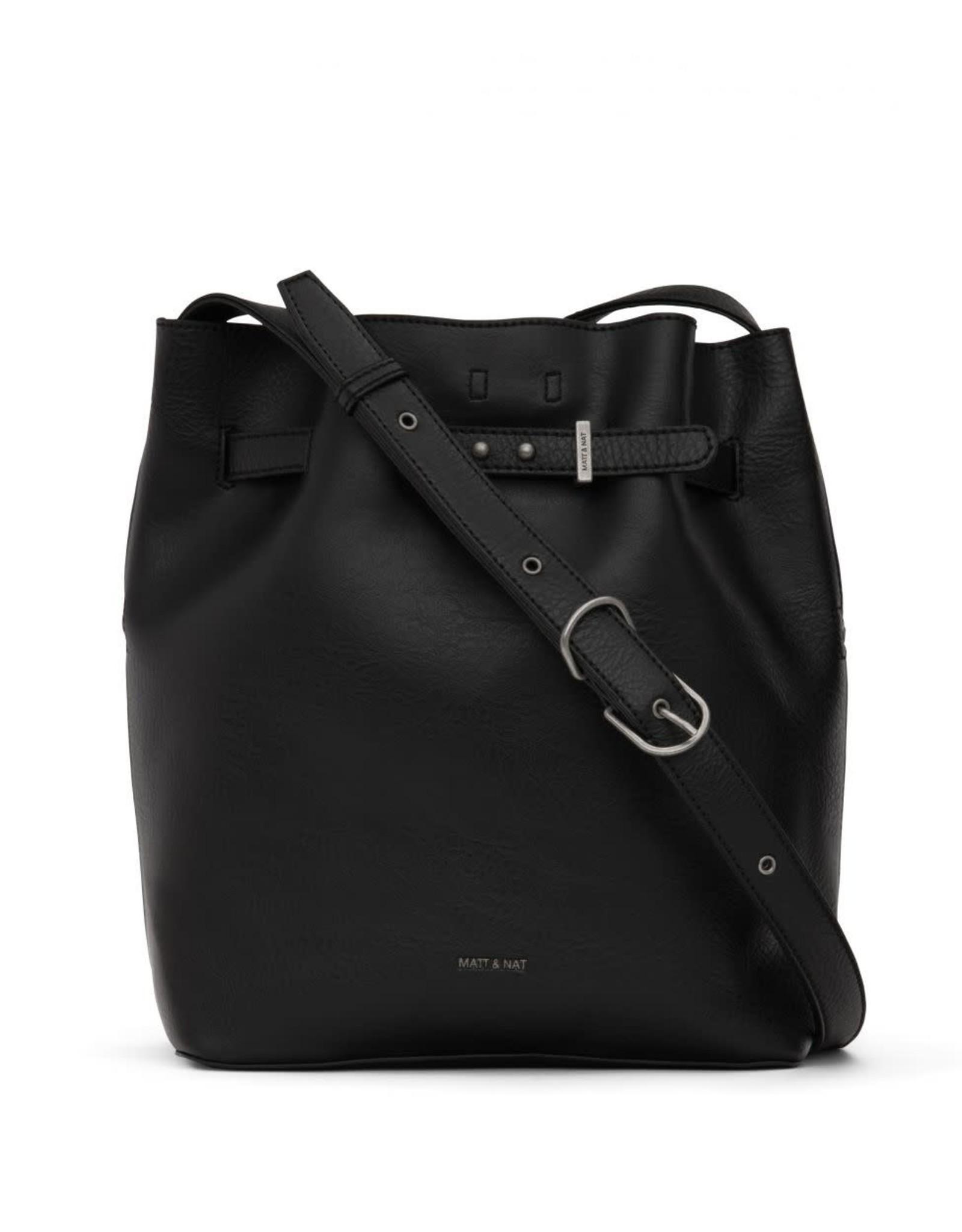 Lexi Bucket Bag (2pc)/Black