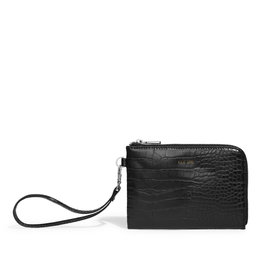 Pixie Mood Pixie Mood - Stacy Wristlet blk croc