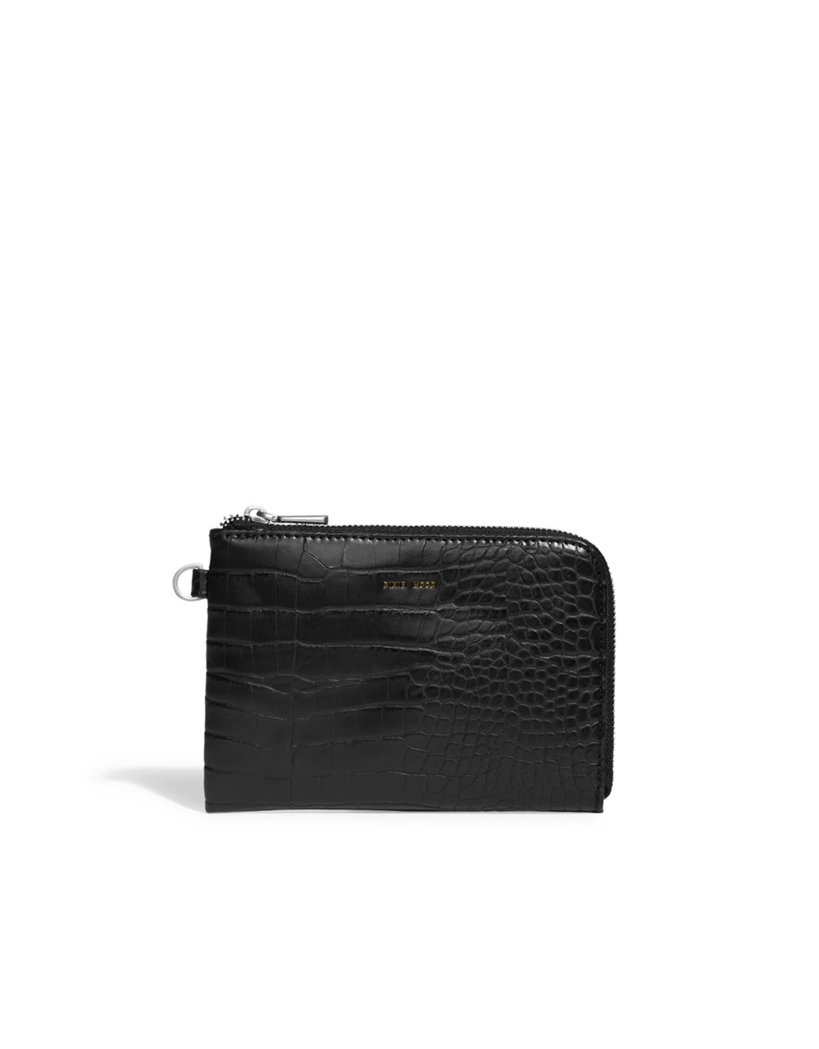 Pixie Mood - Stacy Wristlet blk croc