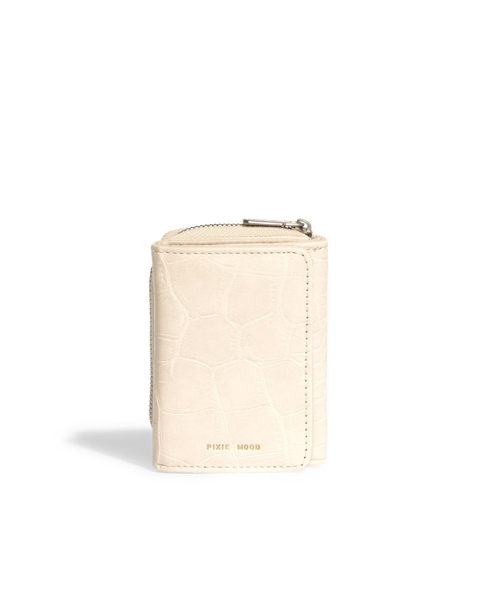 Pixie Mood Pixie Mood - Candice Wallet Wh Croc