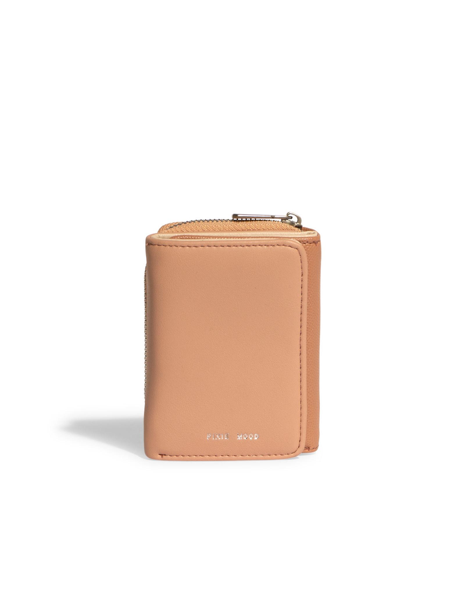 Pixie Mood Pixie Mood - Candice Wallet Apricot