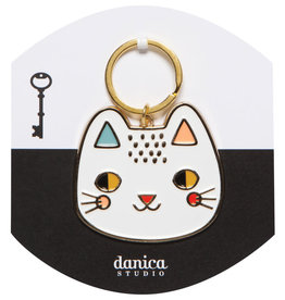 DCA - Keychain/Cat