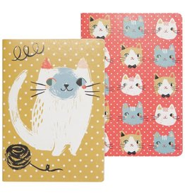 DCA - Notebook Set/Cat