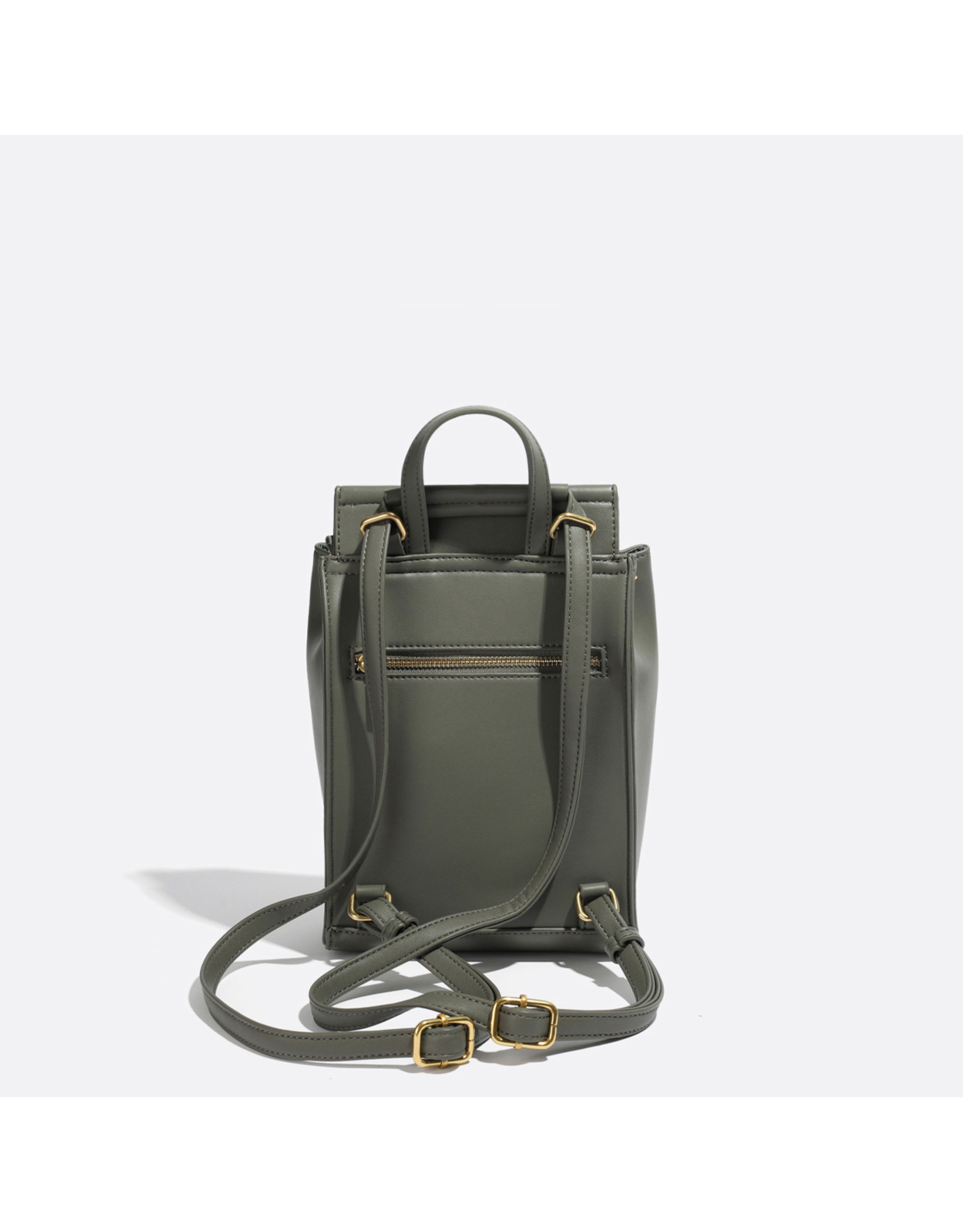 Pixie Mood - Kim Convertible Backpack Moss