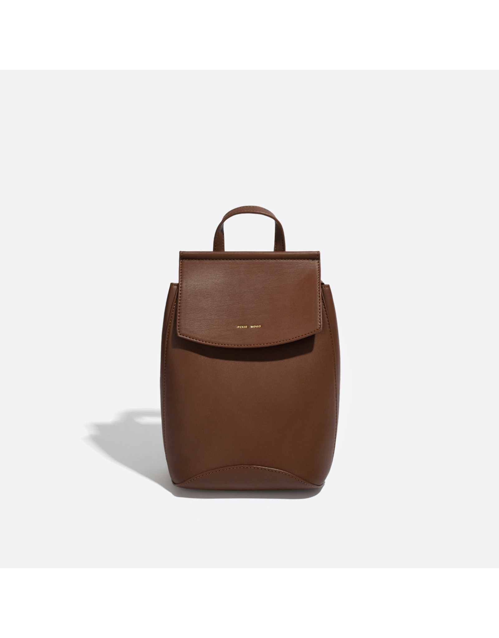 Pixie Mood - Kim Convertible Backpack Dark Oak