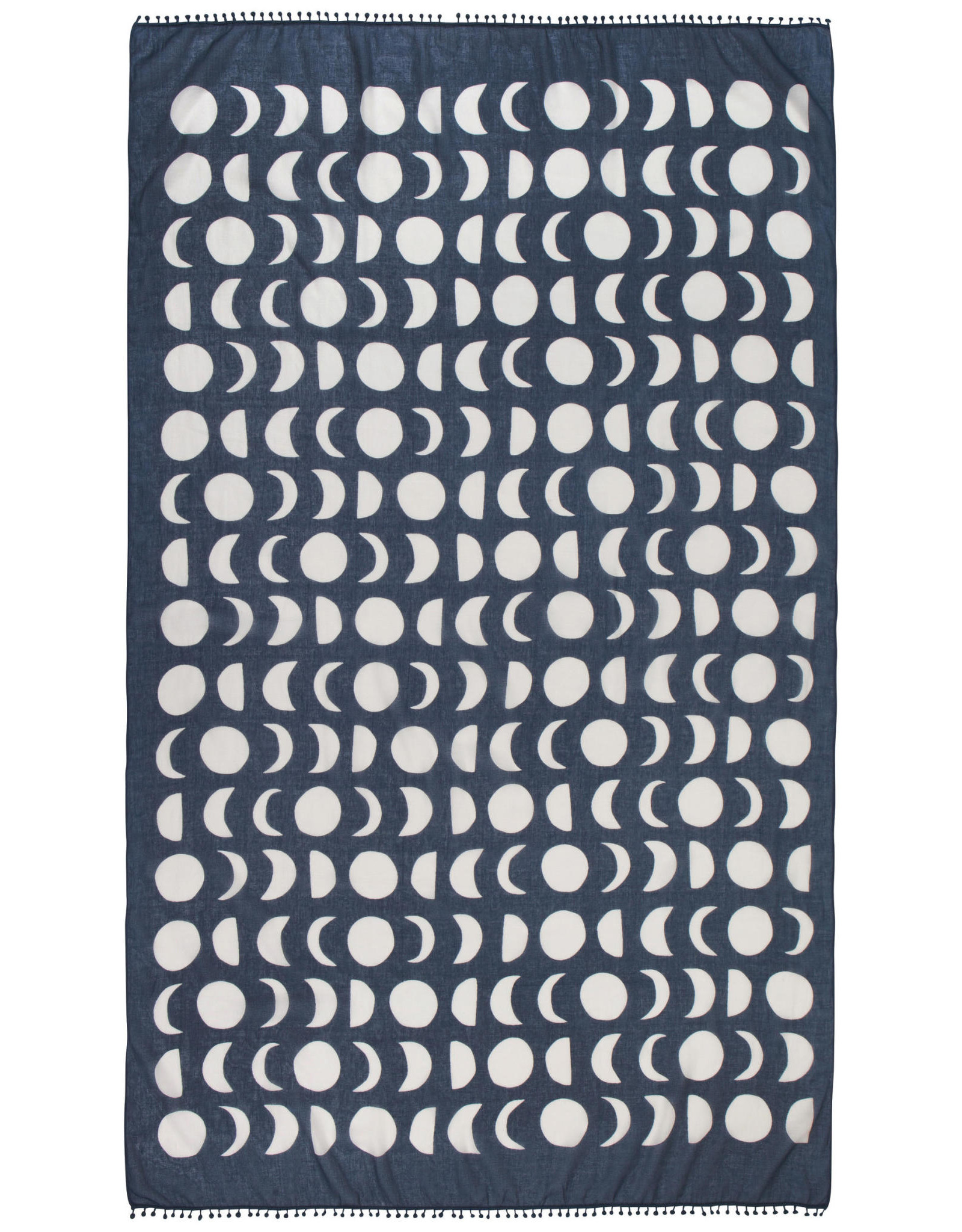 DCA - Moon Phases Scarf
