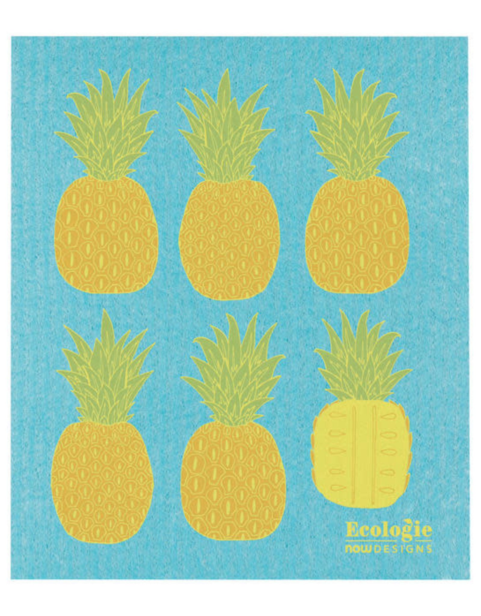 DCA - Swedish Sponge Cloth /Pineapples