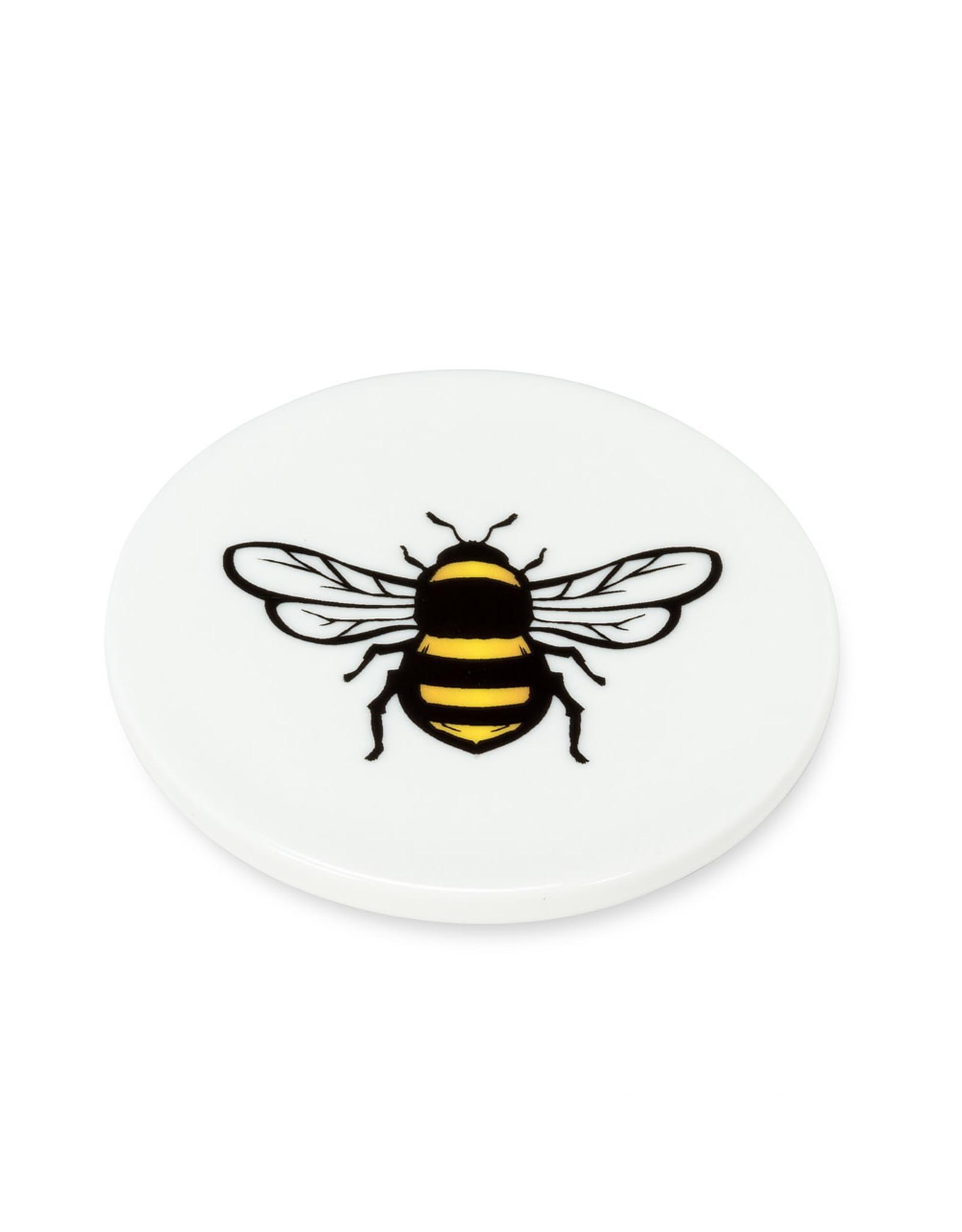 ATT  - Buzzing Bee Ceramic Coaster