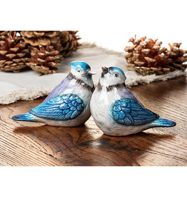 ATT - Joyful Jay Salt & Pepper Shakers