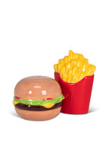 ATT - Fast Food Salt & Pepper Shaker
