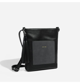 Pixie Mood - Crossbody Lily Black