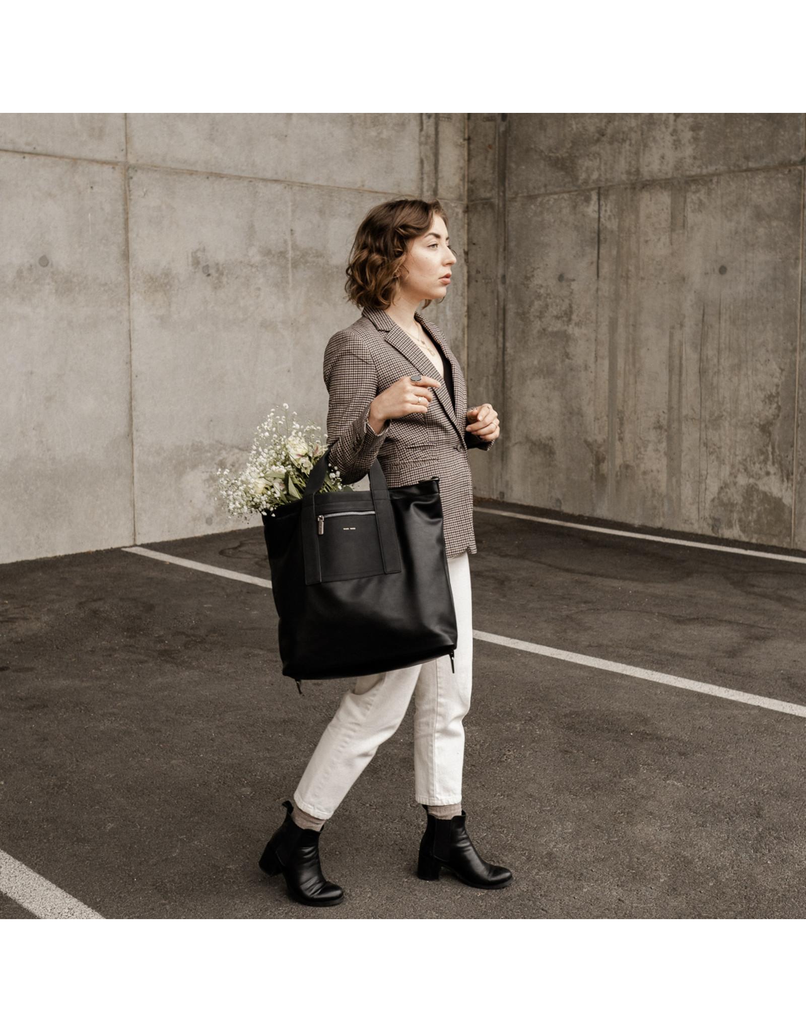 Pixie Mood - Convertible Bag Harper Black
